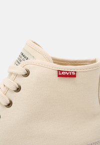 Levi's® - SQUARE  - Sneakers alte - ecru - 6