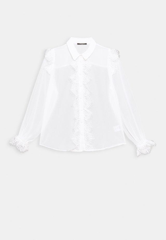 VANNES MARIS - Bluse - white