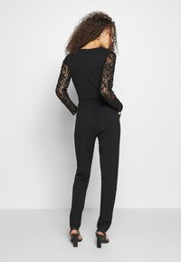 WAL G PETITE - LONG SLEEVES - Overal - black - 2