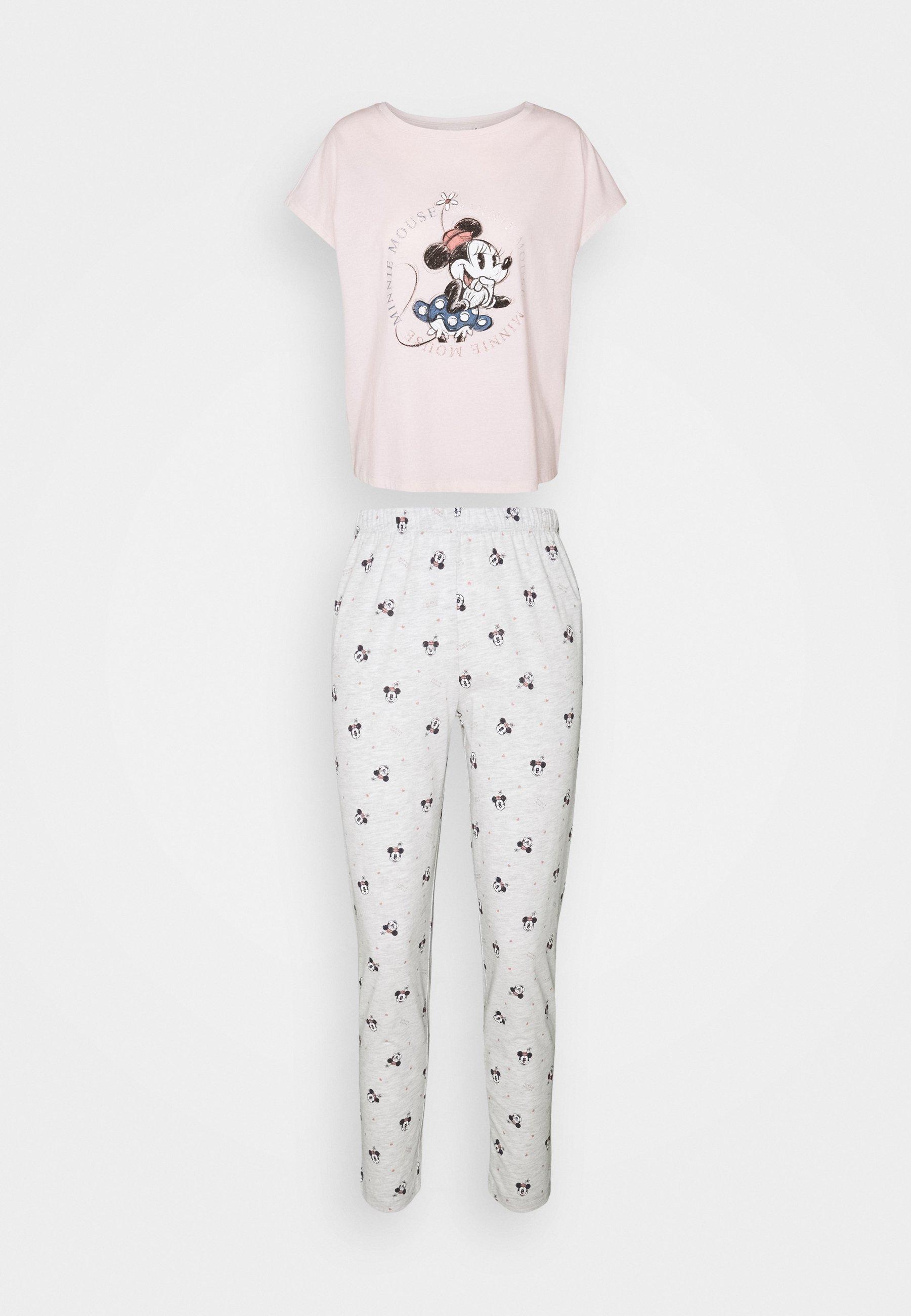 Damen DISNEY SKETCH ROUND - Pyjama