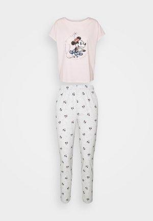 DISNEY SKETCH ROUND - Pyjama - pinks
