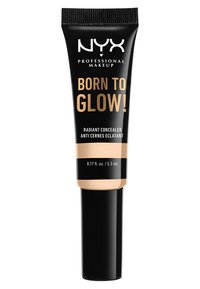 Nyx Professional Makeup - BORN TO GLOW RADIANT CONCEALER - Concealer - 01 pale - 1