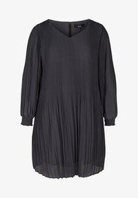 Zizzi - Day dress - dark grey - 3