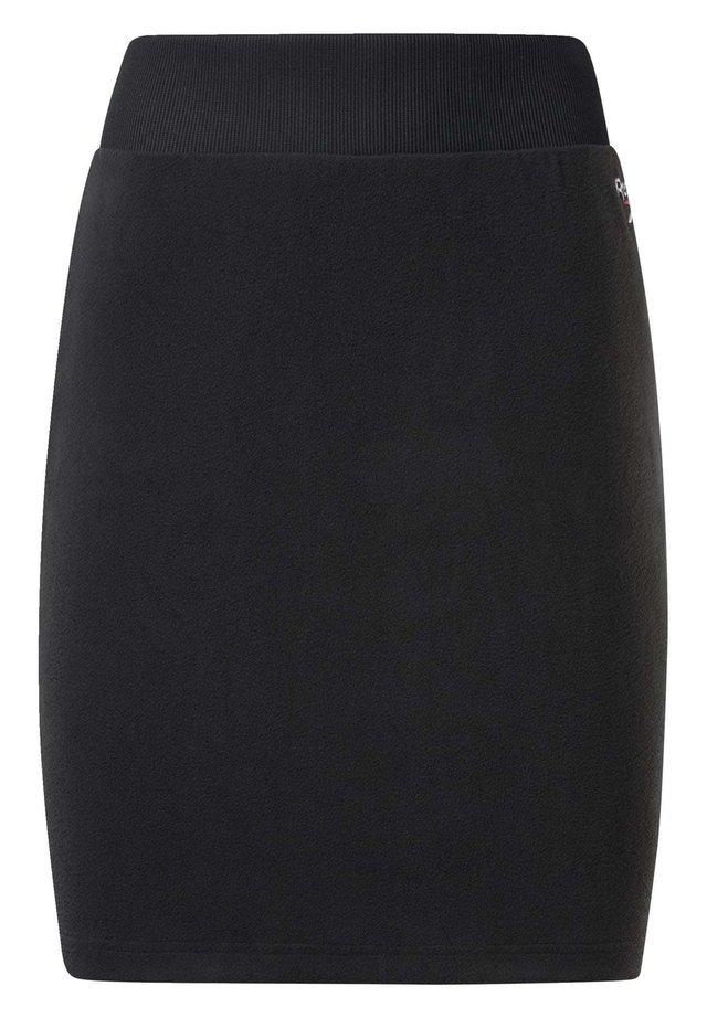 CLASSICS TIGHT SKIRT - Pencil skirt - black