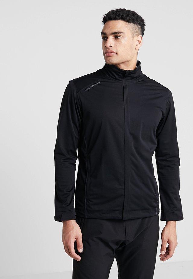 PRO JACKET - Waterproof jacket - black
