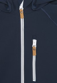 Reima - VANTTI UNISEX - Soft shell jacket - navy - 4