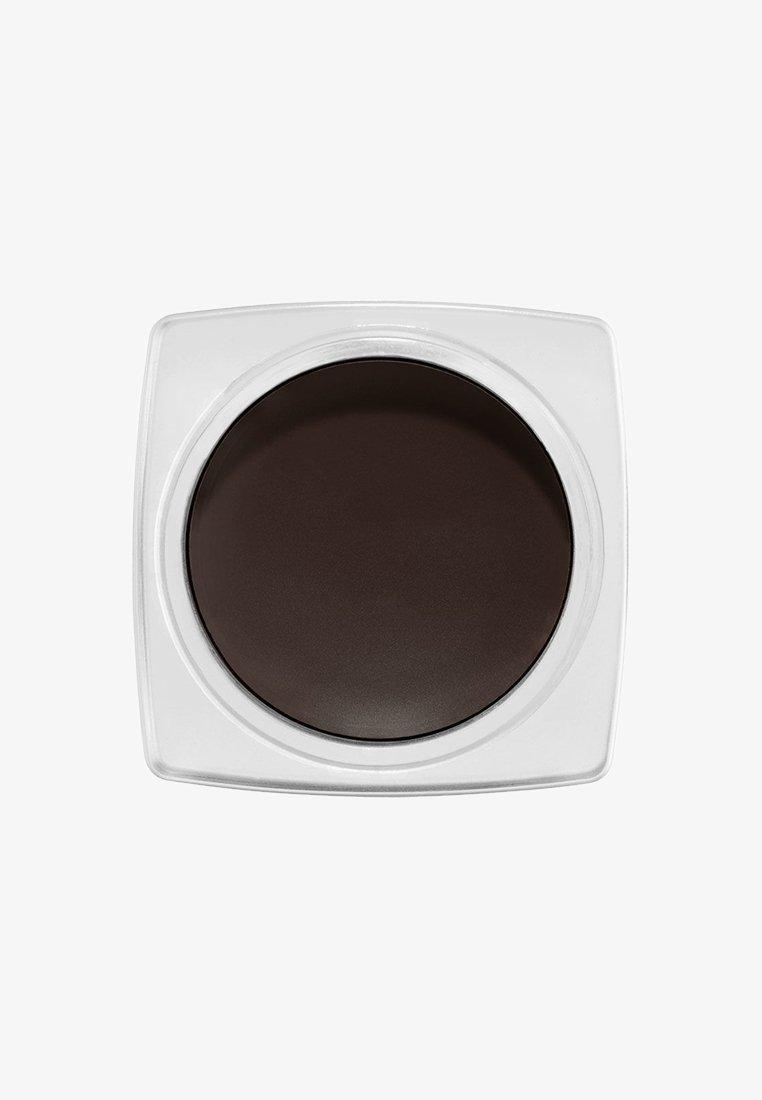 Nyx Professional Makeup - TAME&FRAME BROW POMADE - Augenbrauengel - 5 black