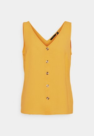 VMSASHA BUTTON - Blouse - cornsilk