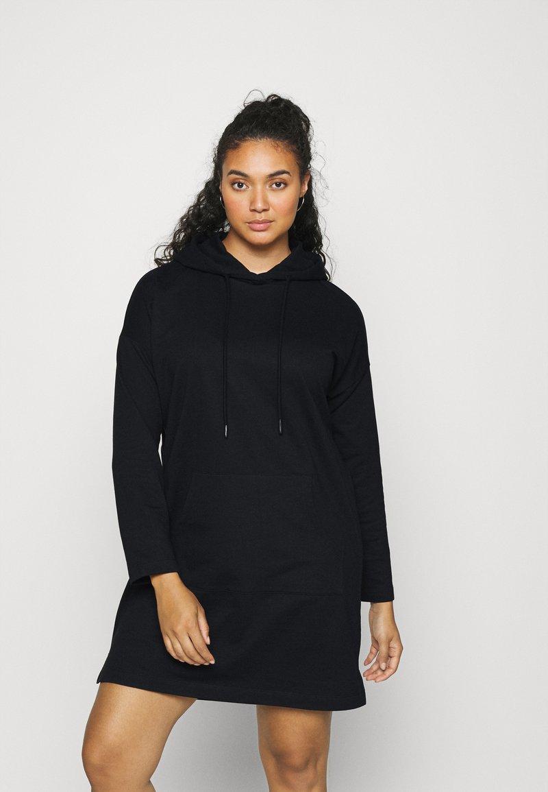 Vero Moda Curve - VMOCTAVIA DRESS - Day dress - black