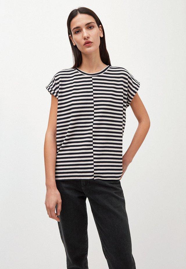 JAARIN  - T-shirt print - black