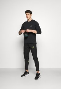 adidas Performance - Long sleeved top - black - 1