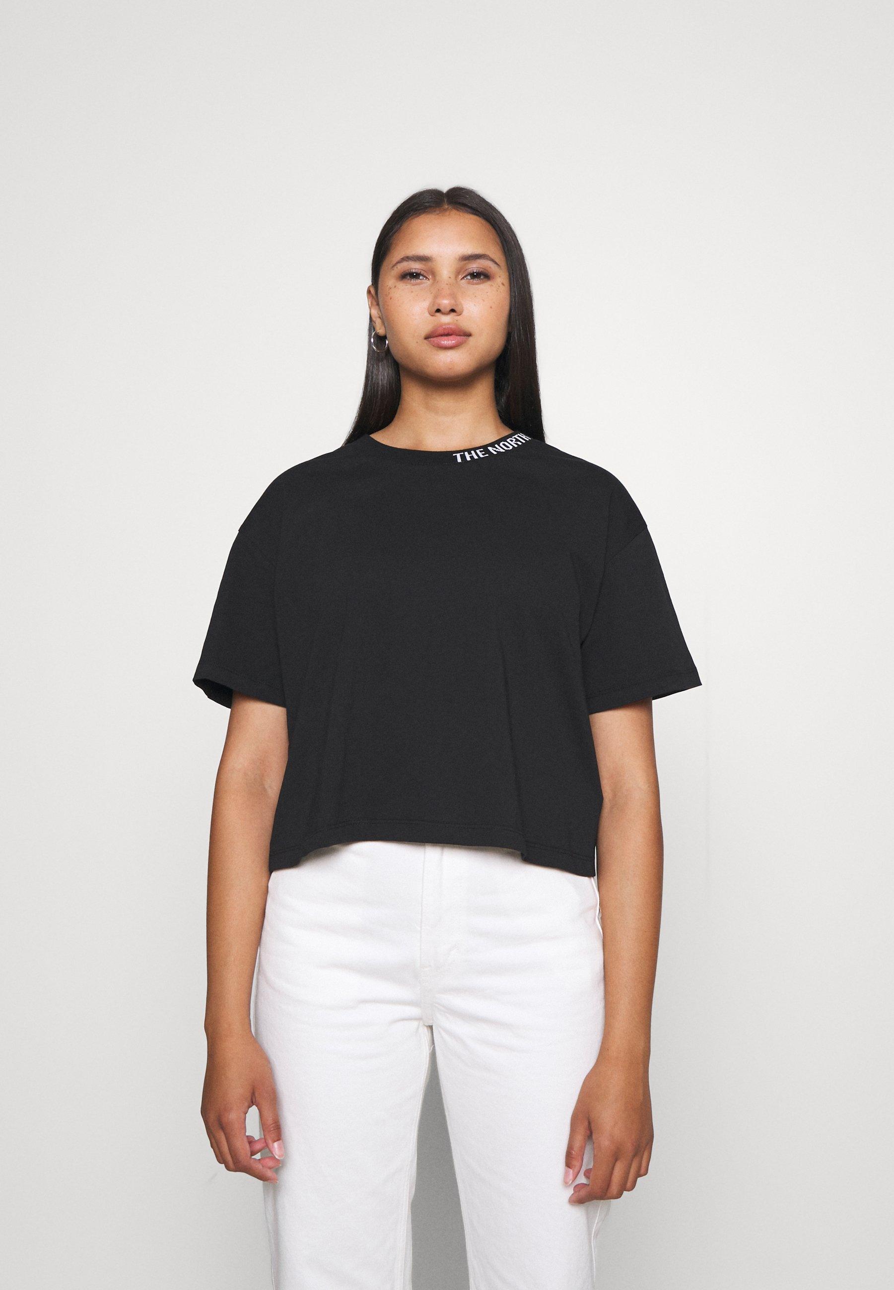 Damen NEW CROP ZUMU TEE - T-Shirt print