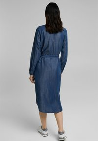 Esprit - Day dress - blue medium wash - 2