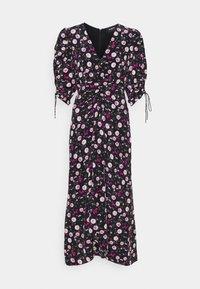 The Kooples - DRESS - Day dress - black/pink - 5