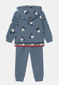 Levi's® - ZIP UP TAPING SET - Tracksuit - navy heather - 1