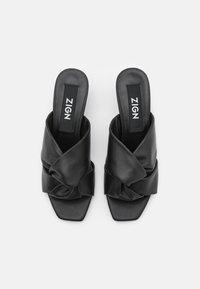 Zign - Heeled mules - black - 5