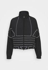 adidas Originals - Giacca sportiva - black/white - 3