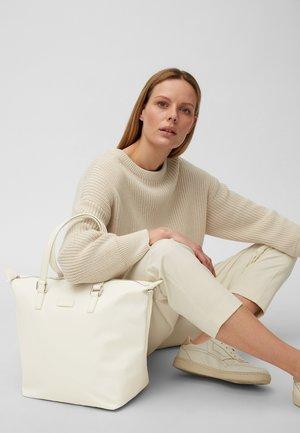 ADINA - Tote bag - chalk white