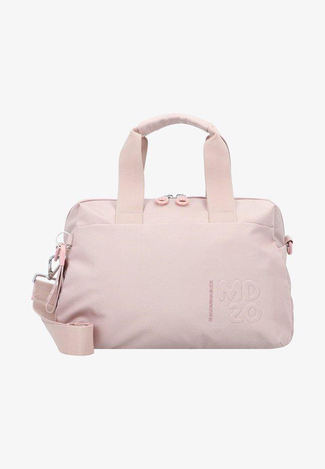 Briefcase - pale blush