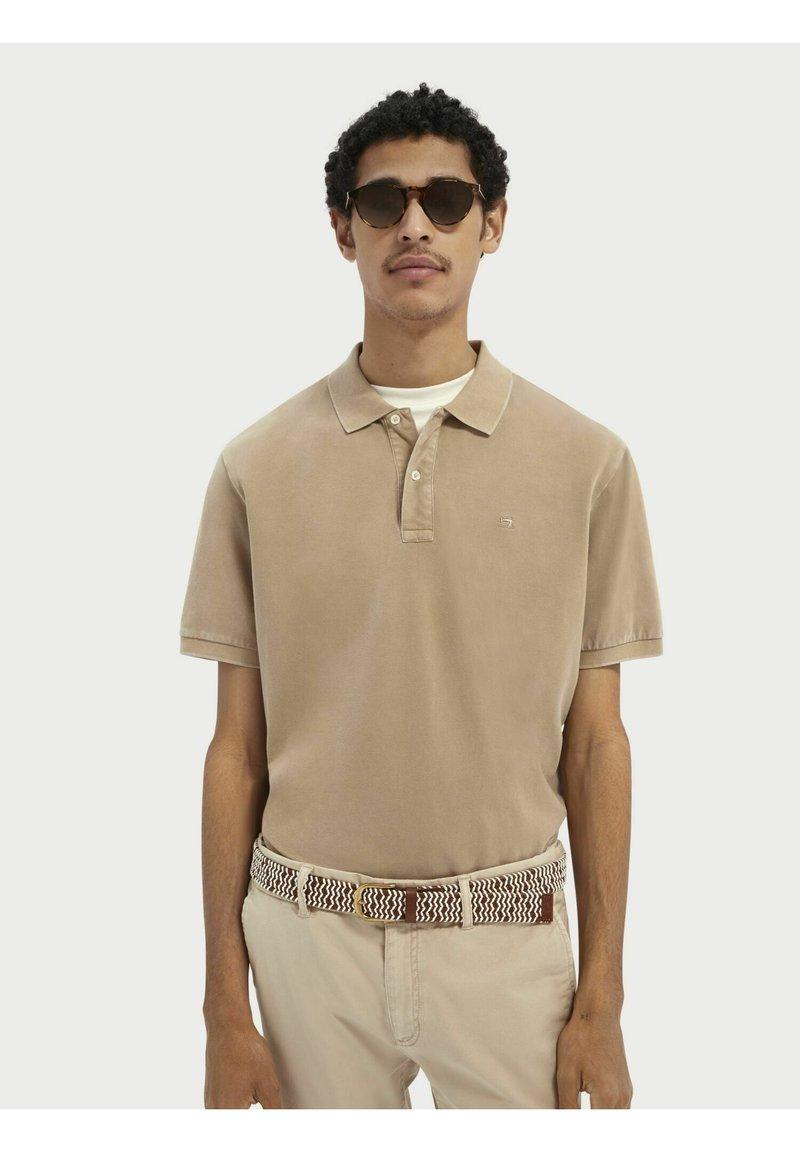 Scotch & Soda - Polo shirt - sand