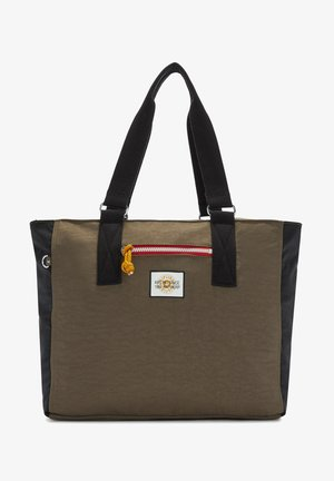 Tote bag - valley taupe bl