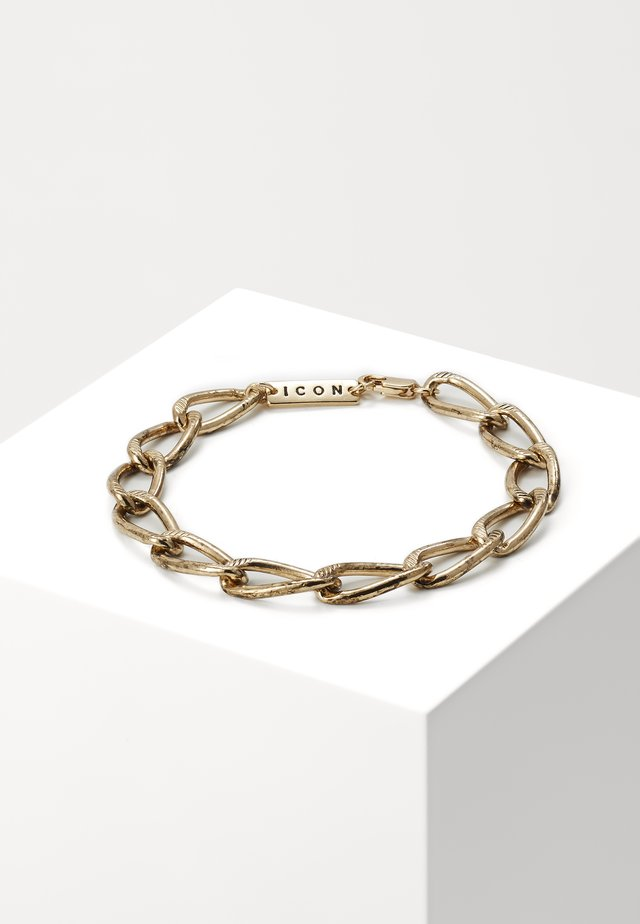 REALM CHAIN BRACELET - Armbånd - gold-coloured