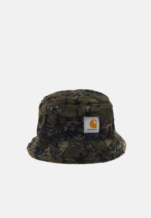 HIGH PLAINS BUCKET HAT UNISEX - Hat - olive/dark blue