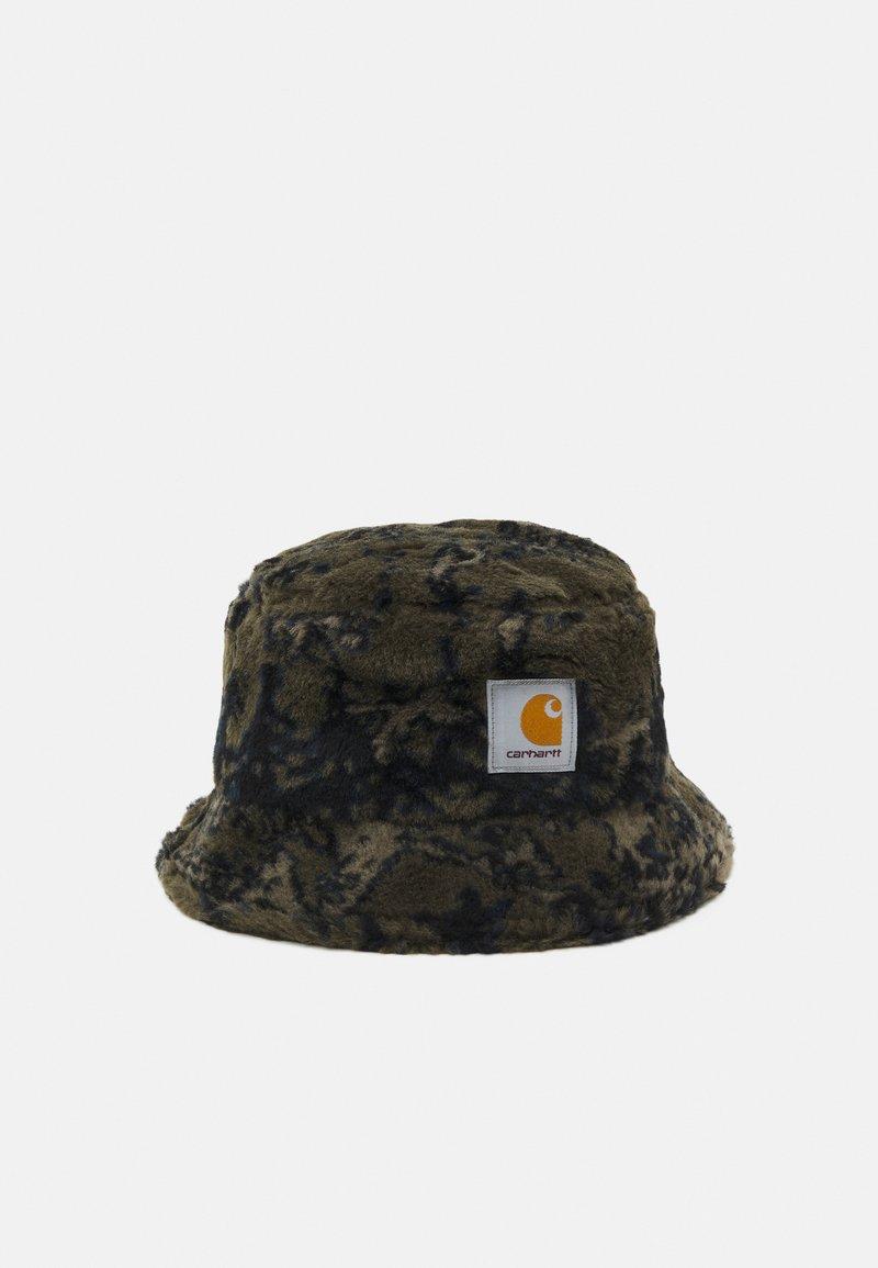 Carhartt WIP - HIGH PLAINS BUCKET HAT UNISEX - Hat - olive/dark blue