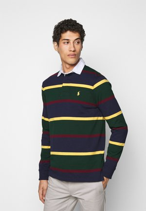RUSTIC - Polo shirt - college green mul