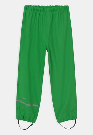 RAINWEAR SOLID UNISEX - Rain trousers - green