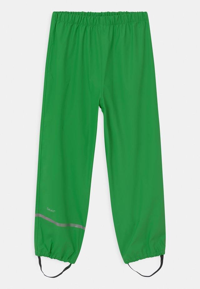 RAINWEAR SOLID UNISEX - Pantalon de pluie - green