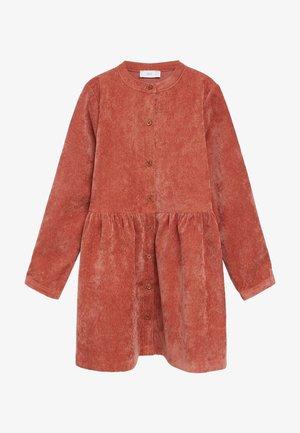 DITSY - Košilové šaty - mittelbraun