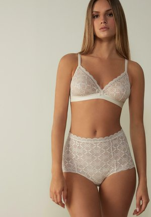 EMMA - Triangle bra - off-white