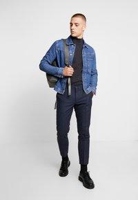 Viggo - ALTA TAPERED - Trousers - dark blue - 1