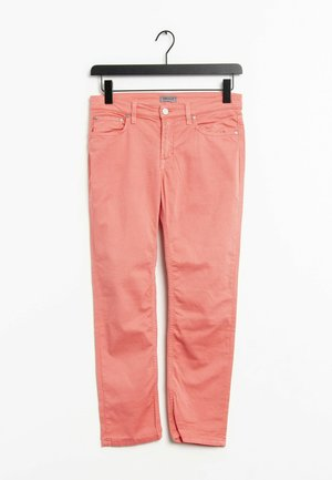 Džíny Slim Fit - pink