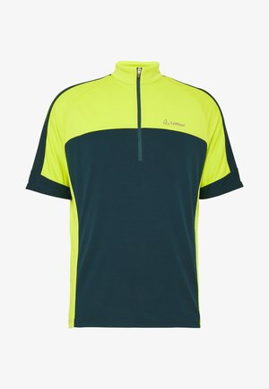 BIKE PACE - T-shirts med print - pond green