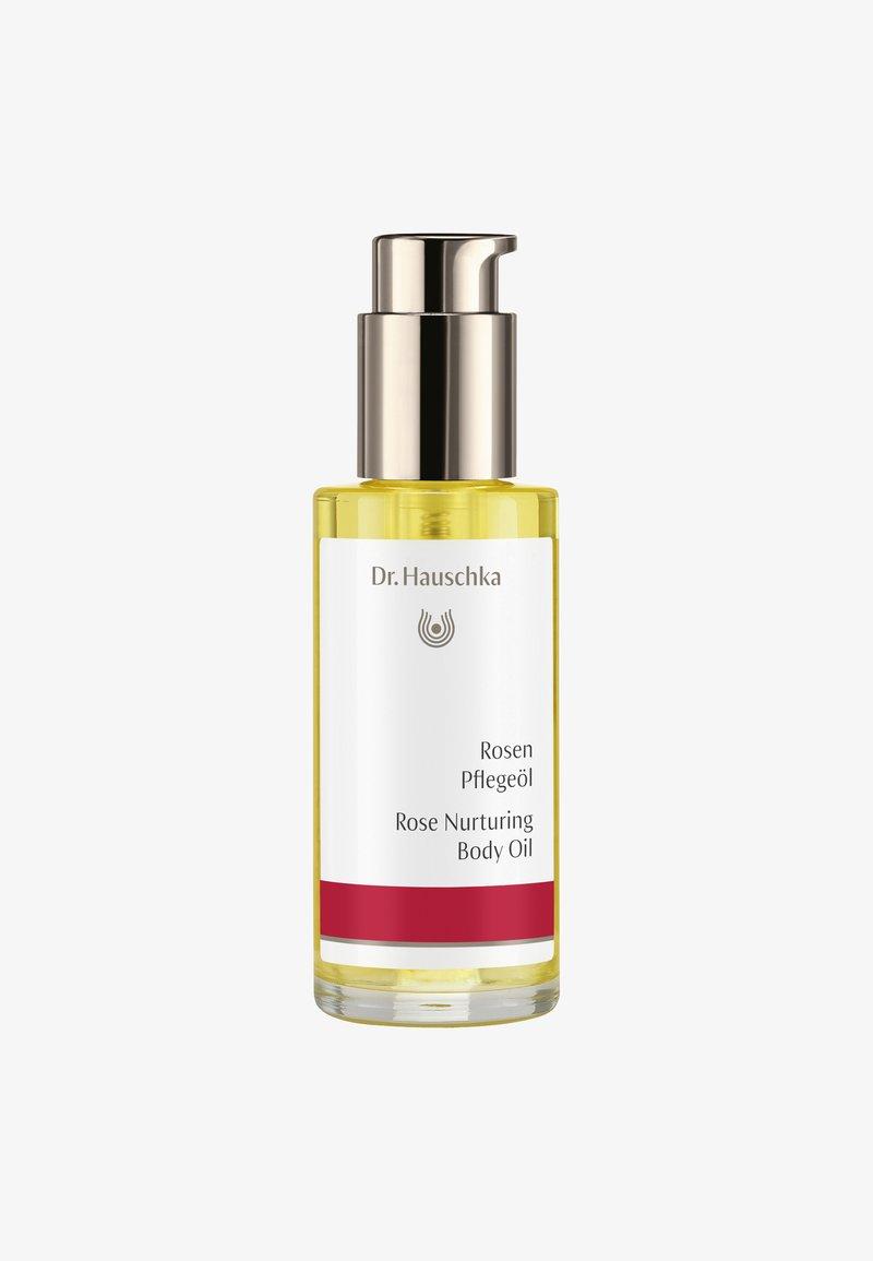 Dr. Hauschka - ROSE NURTURING CREAM - Body oil - -