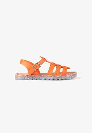 KIM  - Sandalias - orange