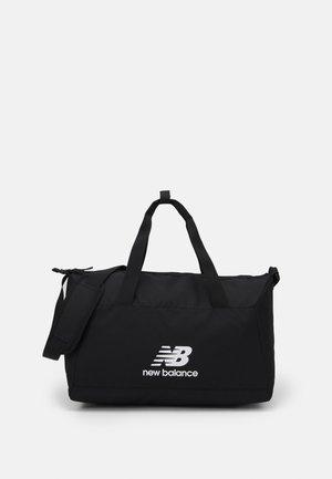 MEDIUM HOLDALL UNISEX - Sportovní taška - black/white