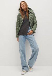 Mango - BLANDIN - Winter jacket - grün - 1