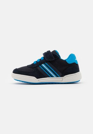 POSEIDO BOY - Trainers - navy/sky