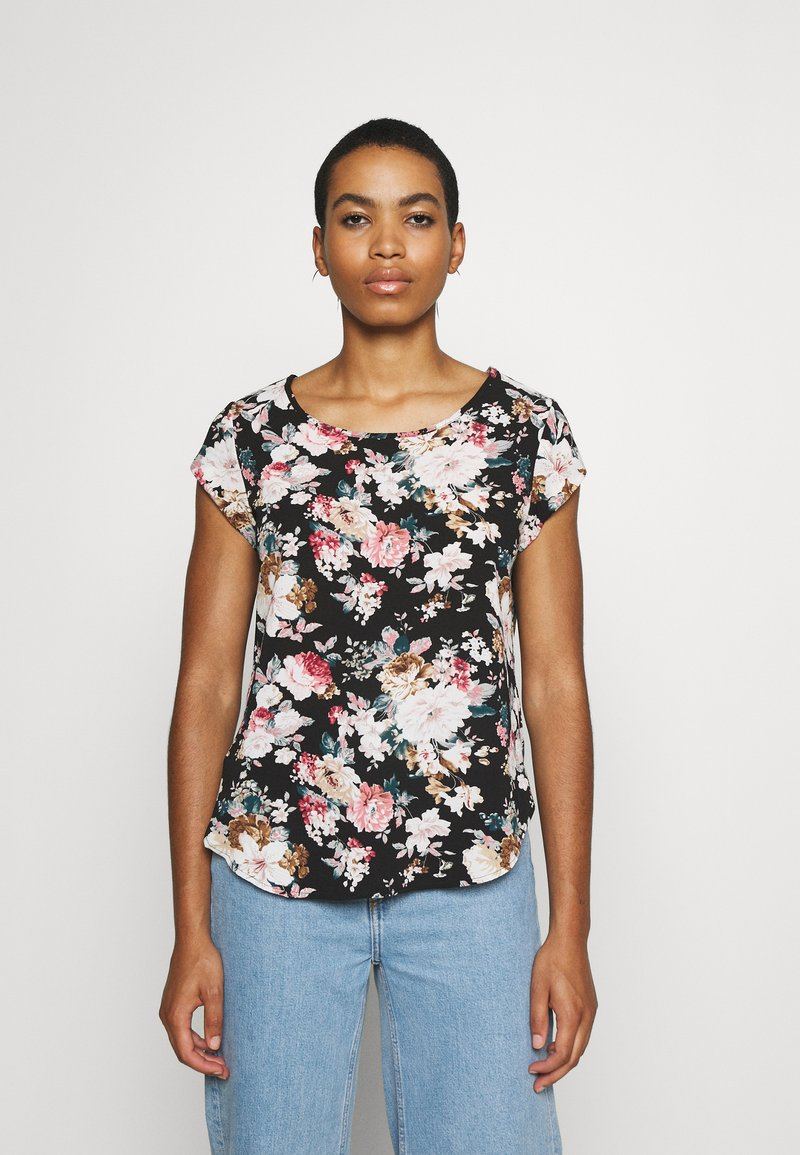 ONLY - ONLVIC - Blouse - black