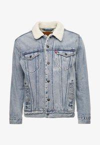 TYPE TRUCKER - Summer jacket - stonebridge