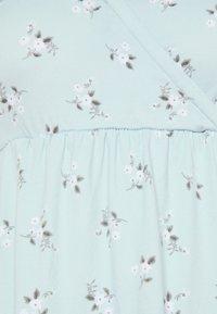 Hollister Co. - SHORT DRESS - Vestido ligero - mint - 6