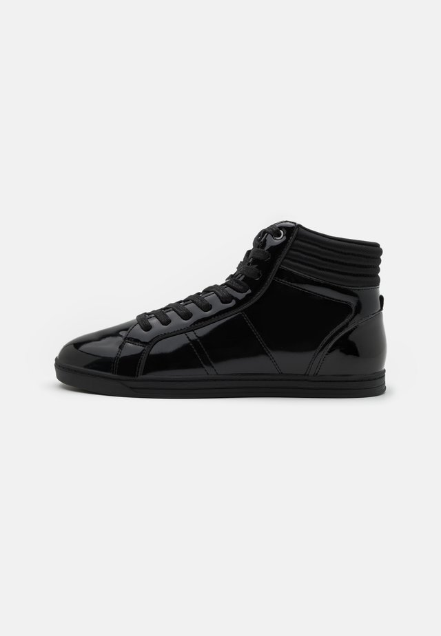 VEGAN RICO - High-top trainers - black