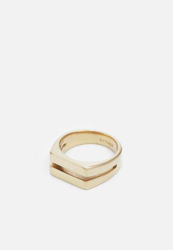 DIVIDE UNISEX - Sormus - gold-coloured