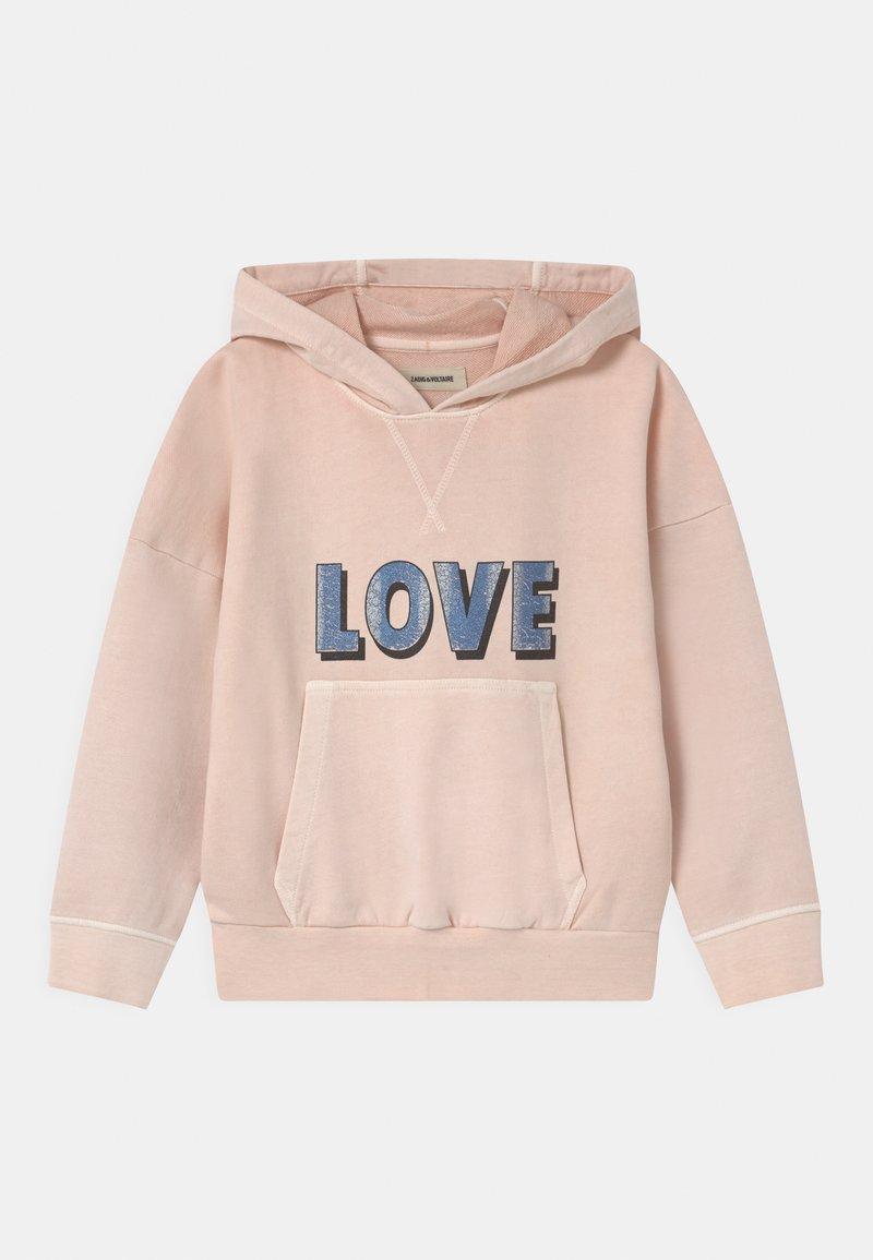 Zadig & Voltaire - HOODED - Sweatshirt - washed pink