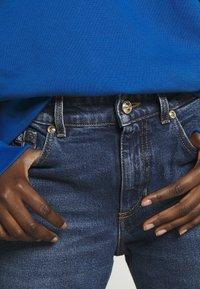 Versace Jeans Couture - JEANS - Slim fit jeans - blue denim - 3