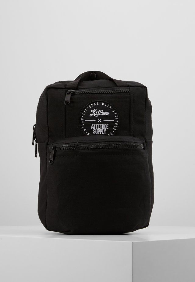 THE BAG - Tagesrucksack - black