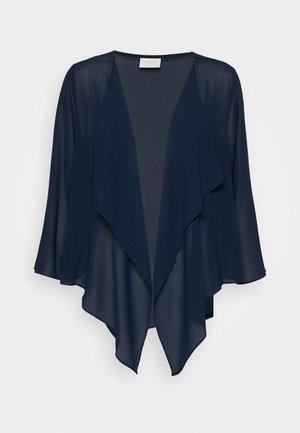 VIALLI 3/4 COVER UP - Blazer - navy blazer